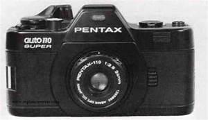 Pentax Auto 110  Pentax Auto 110 Super  Instruction Manual