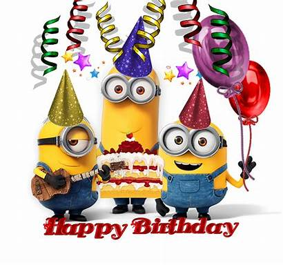 Minions Birthday Happy