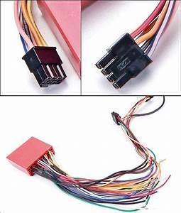 Metra Dash Kit - 8-pin Wiring Diagram