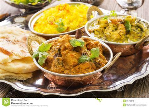 cuisine indon駸ienne cuisine indienne photos libres de droits image 38410648