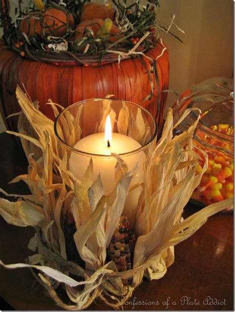 confessions of a plate addict easy pottery barn inspired fall candle
