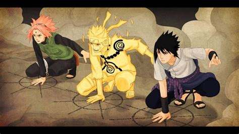 Naruto Team 7 Wallpapers (62+ Images
