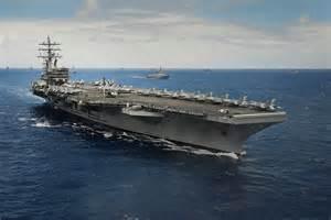 USS Ronald Reagan Washington