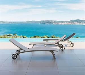 17 meilleures idees a propos de chaises longues de piscine With transat de piscine design 17 bois arts et voyages