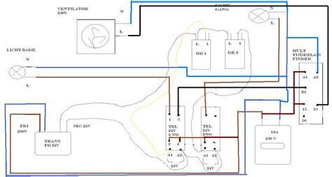 badkamer ventilator tijdschakelaar ventilator schakelaar aansluiten