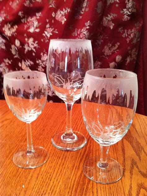 glass etching glass etching etched wine glasses glass