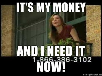 I Want My Money Meme - chapter 7 6 the nothing sim insanity doesn t compare