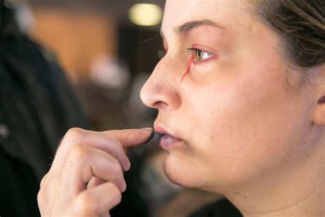 zombie makeup halloween popsugar