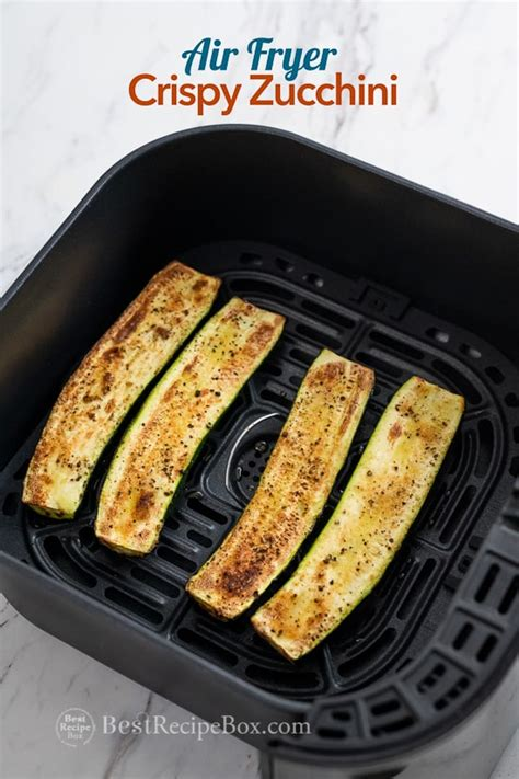fryer air zucchini recipe healthy recipes box bestrecipebox easy carb low