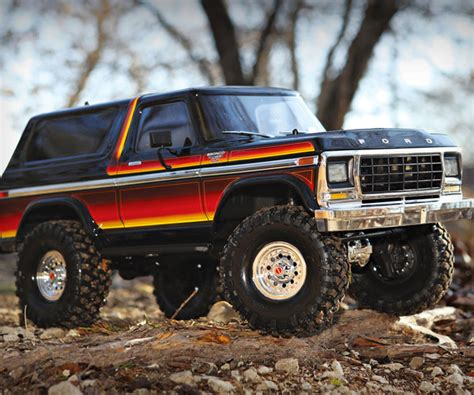Traxxas Ford Bronco by This Mclaren P1 Car Can Be Driven Or Remote