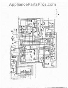 Parts For Thermador Prds484gg  Wiring Diagram Parts