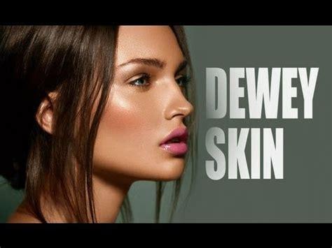quick makeup tip dewy skin easy youtube