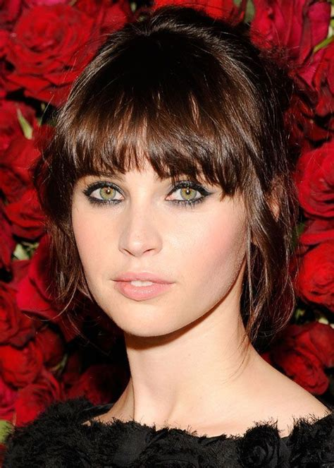 haircuts for hair with bangs 104 best frange oui ou non images on faces 4540