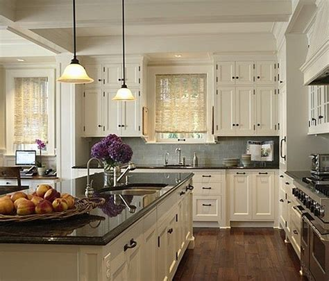dark kitchen cabinets with light countertops dark floors countertop light cabinets kitchens