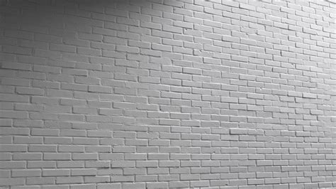 3d Scanned Painted Brick Wall