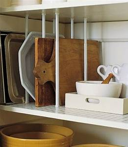 """DIY Kitchen Storage - 7 Clever """"Hacks"""" to Try 