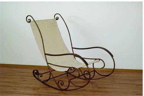 chaise fer forgé pas cher rocking chair canapés fer forge pas cher la remise fer