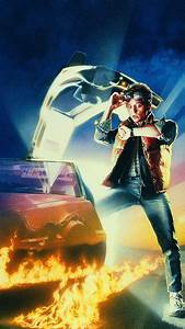 ac43 wallpaper back to the future time poster papers co