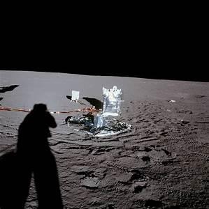 Apollo 12 and Surveyor 3   NASA
