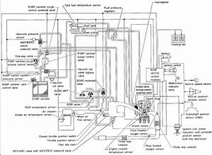 I Need A Vacuum Hose Routing Diagram For A 1997 Nissan