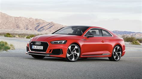 Audi Rs5 Photo by 2017 Audi Rs5 Coupe Revealed Photos