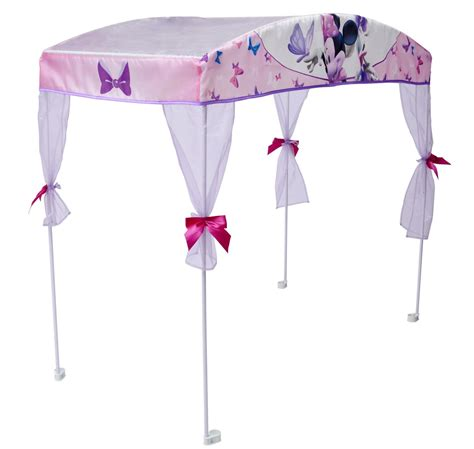 disney minnie mouse toddler girl s bed canopy shop your