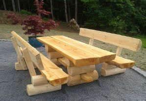 Holz Sitzgruppe Garten Massiv : gartenbank massiv massivholz rustikale sitzgarnitur ~ Eleganceandgraceweddings.com Haus und Dekorationen