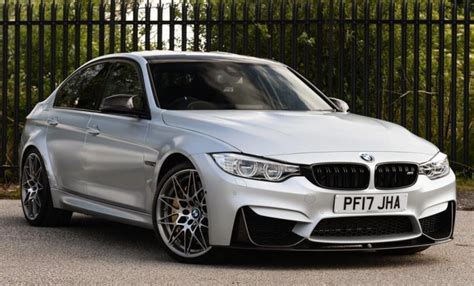 Used 2017 Bmw M3 In Unlisted  Scarisbrick £77990