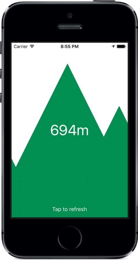 elevation app iphone iphone altitude app written in denbeke