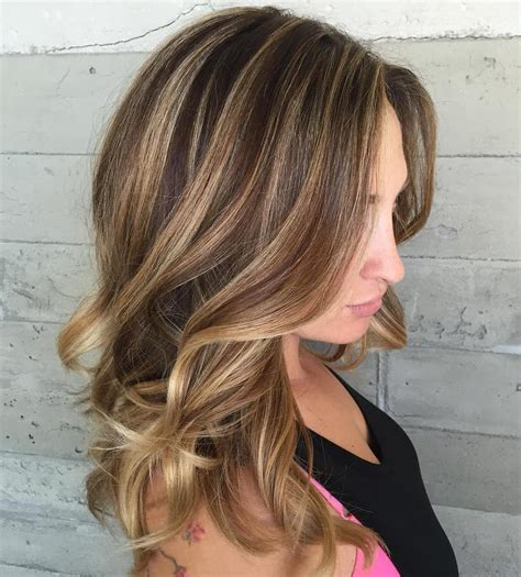 lowlights hair color 50 light brown hair color ideas with highlights and lowlights
