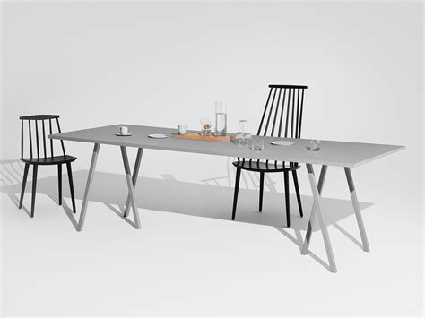 Hay Loop Table by Buy The Hay Loop Stand Table Grey At Nest Co Uk
