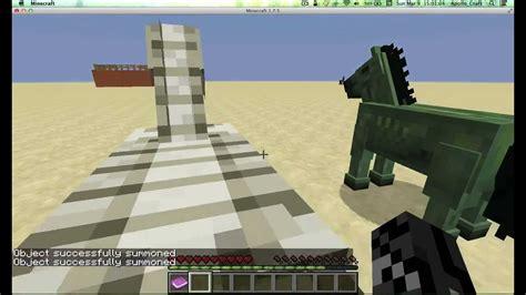 minecraft skeleton horse zombie tamed