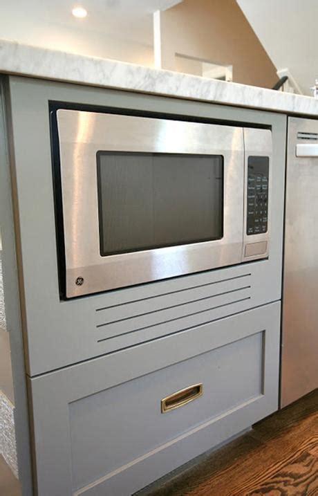 montage  kitchens  built  hidden microwaves paperblog
