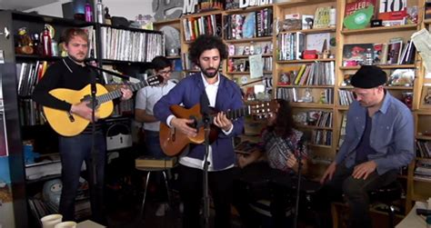 tiny desk concert tickets tiny desk concerts josé gonzález música pavê