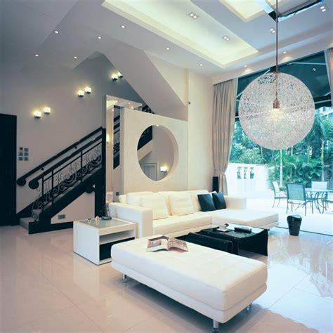 Deckenbeleuchtung Wohnzimmer  Sollten es Decken, Einbau
