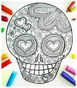 Instant Download Coloring Page Hand Drawn Zentangle ...