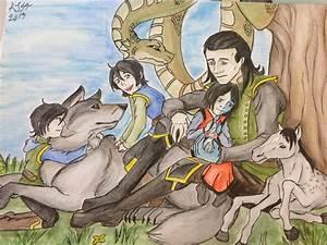 Loki's family by DaneKate on DeviantArt