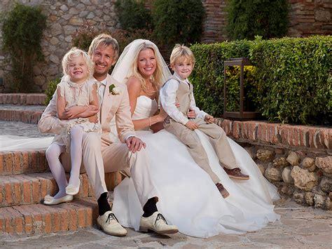 Wedding : Rick Parfitt Wedding To Rachael