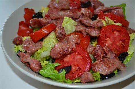 idée salade de gésiers 1 mes p 39 tites recettes ma p