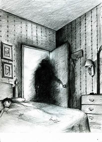 Wikipedia Shadow Person Shadowman Wiki Dark Creepy