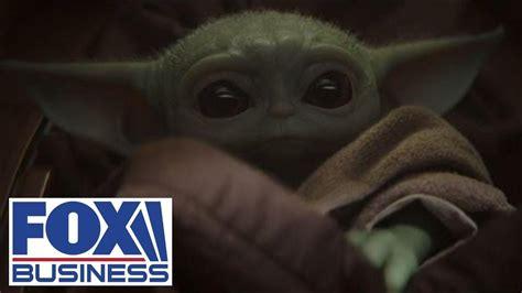 Baby Yoda Plush Dolls Wont Be Delivered Until April 2020