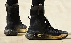 gold mens under armour curry 4 shoes