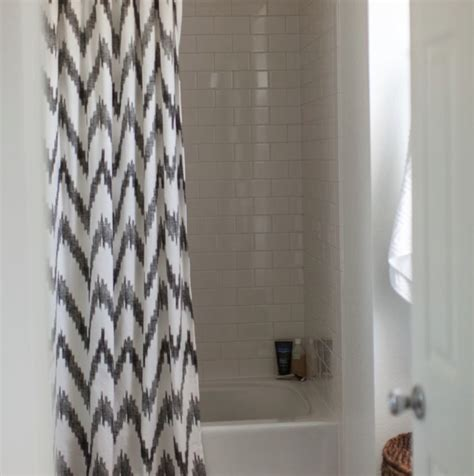 chevron bathroom sets with shower curtain and rugs chevron shower curtain contemporary bathroom grey