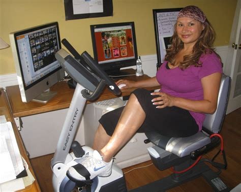 desk cycle weight loss best exercise bike to lose weight fast bicycling and the