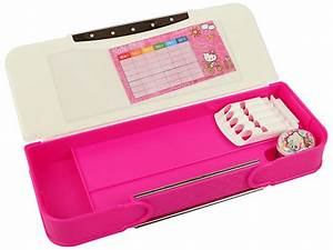Buy Hello Kitty Pink Pencil Box Online In India @ Best Price