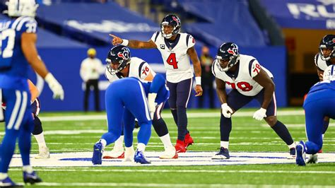 game  texans  colts week