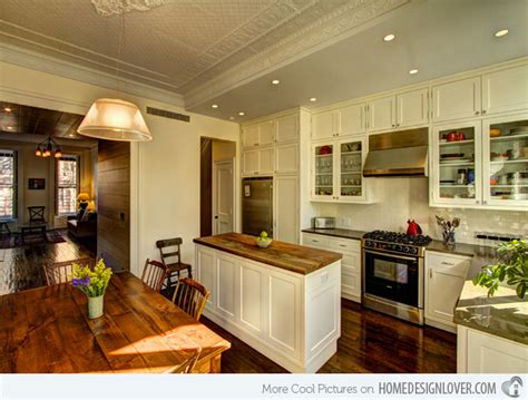 15 Traditional Style Eatin Kitchen Designs Decoration