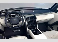 2018 Land Rover Discovery Redesign And Price 2018 2019