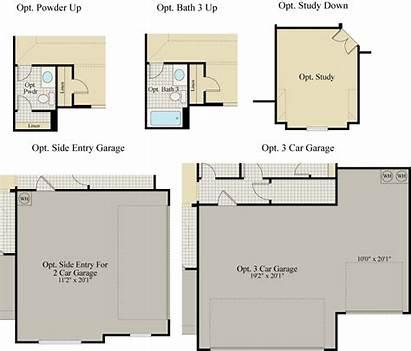 Concord Homes Floor Houston Plan Plans John