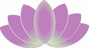 Lotus Flower Light Clip Art at Clker.com - vector clip art ...